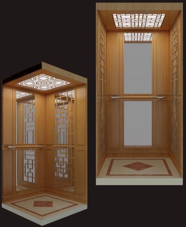 重慶電梯裝飾