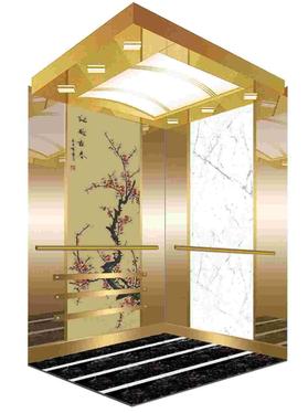 奉節電梯裝飾